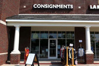 Typical U.S. Consignment Store